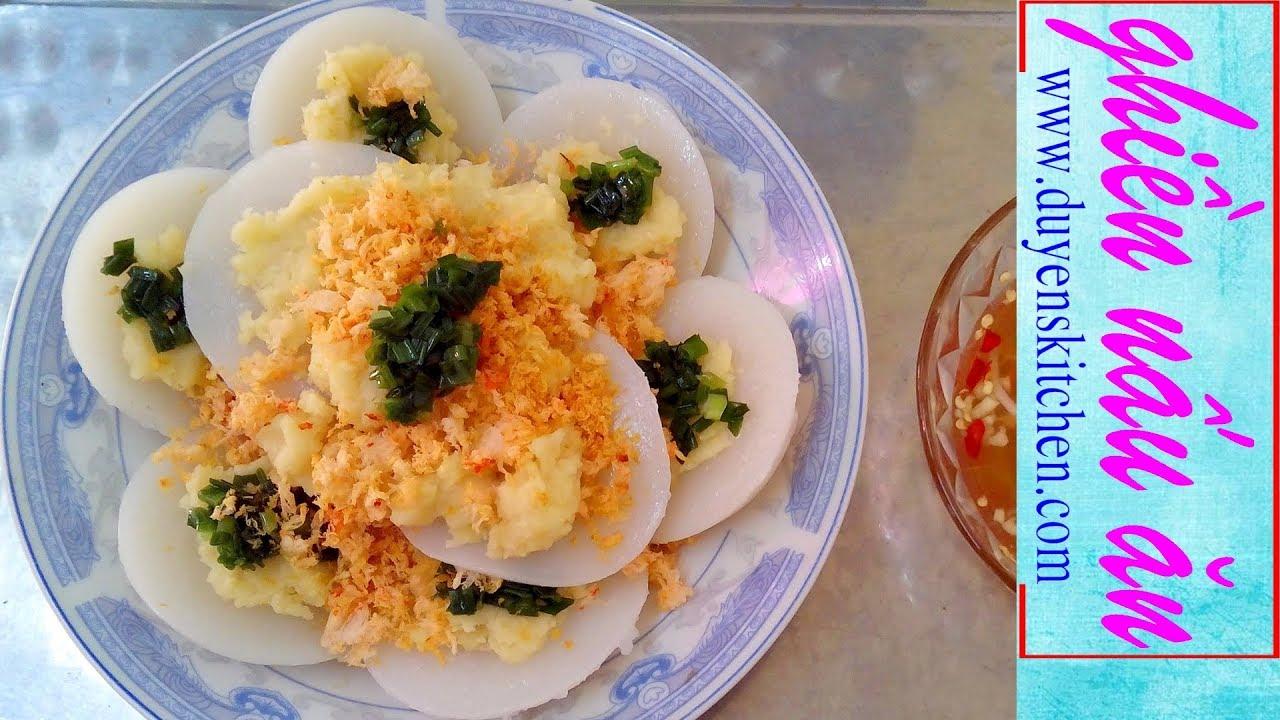 Cách làm BÁNH BÈO CHÉN Tôm Chấy Ngon Hết Sẩy By Duyen's Kitchen | Ghiền Nấu Ăn