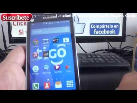 Samsung Galaxy Ace 4 Duos Caracteristicas y Especificaciones SM-G313ML/DS Español