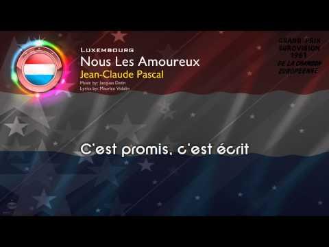 [1961] Jean Claude Pascal -