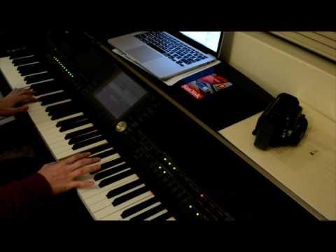 Ora- Ludovico Einaudi (Piano- Kimberly Edwards)