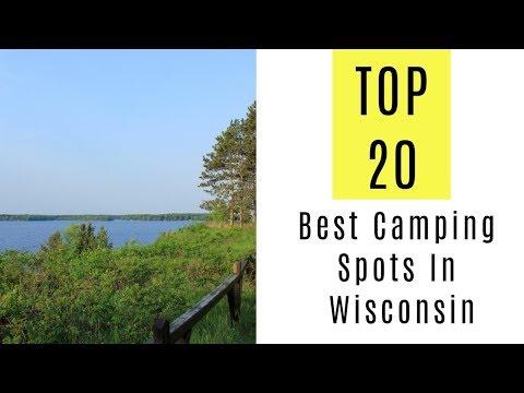 Best Camping Spots In Wisconsin. TOP 20