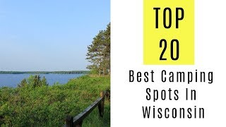 Best Camping Spots Iฑ Wisconsin. TOP 20