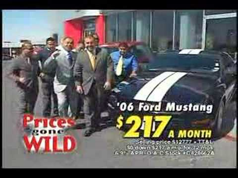 Great Casa Nissan Commercial Prices Gone Wild   YouTube