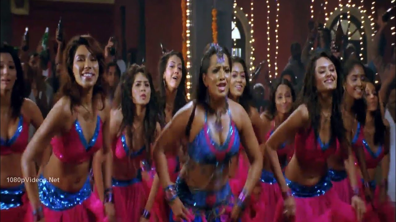 Download Azhaga Porandhuputta 1080P Full HD Video Song Tamil Item Songs