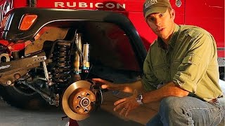 Jeep Ball Joint Replacement