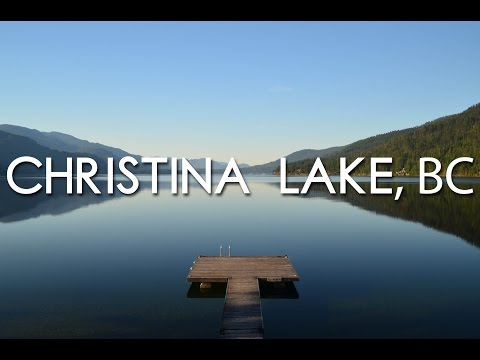 Christina Lake, BC  |  Sun's Up, Buttercup!