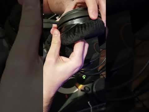 How To Replace Ath-a900x Ear Pads