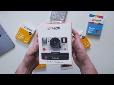Обзор Polaroid OneStep 2 - Винтажный фотик
