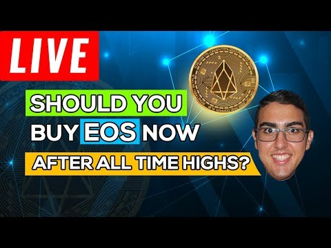 Should You Buy EOS Now After All Time Highs?