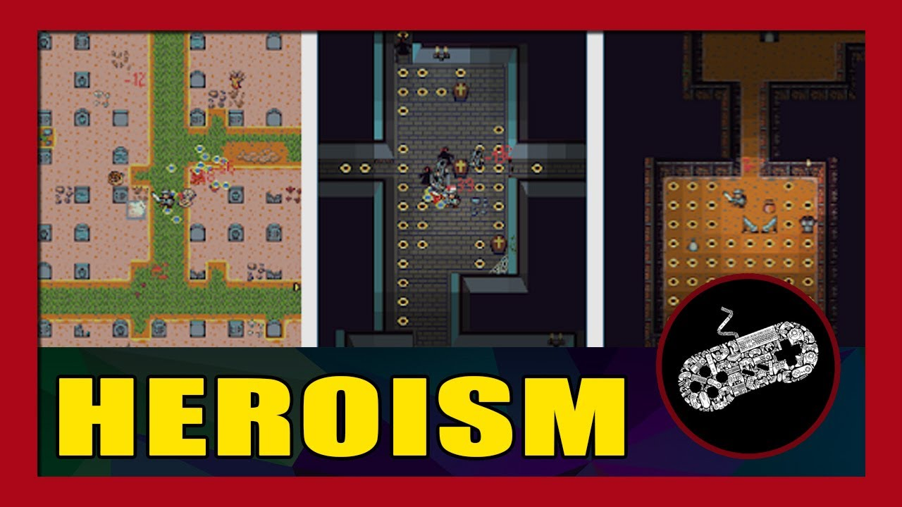 Download Heroism (Early Access) Gameplay Walkthrough (Android / HD)