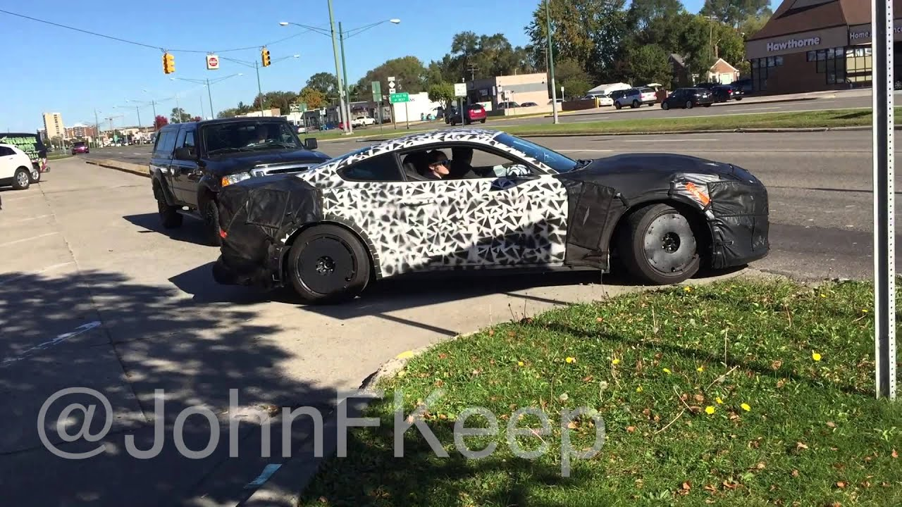2016 ford mustang shelby gt350 prototype having issues youtube