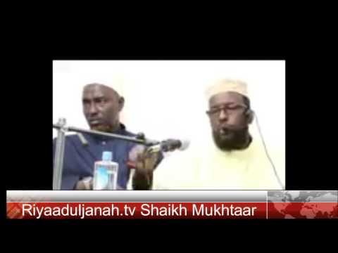 Riyaaduljanah Tv Shaikh Mukhtaar