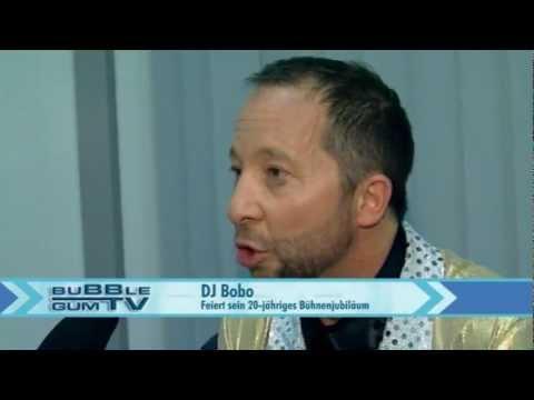 DJ Bobo im Bubble Gum TV Interview