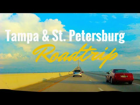 Tampa & St. Petersburg Roadtrip