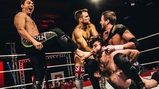 New Internet Champion Crowned! Starr vs Banks vs Bailey vs Brookes (Defiant Wrestling #10)