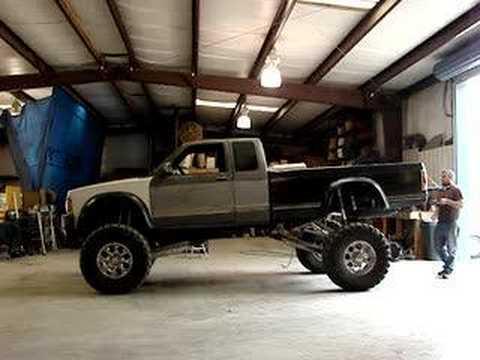 Turbo Diesel Trucks >> Diesel S10 - YouTube