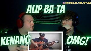 Download ALIP IS BACK!! Alip Ba Ta - Kenang   Reaction!!