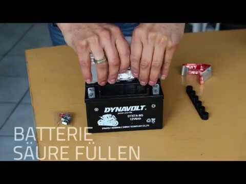 tutorial roller batterie richtig aufladen youtube. Black Bedroom Furniture Sets. Home Design Ideas