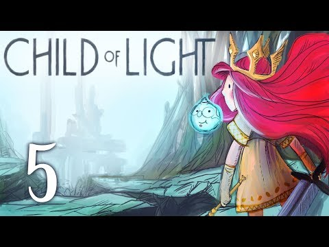Child of Light [Part 5] - Down in a hole, outta control