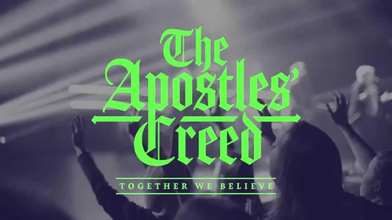 The Apostles' Creed - YouTube
