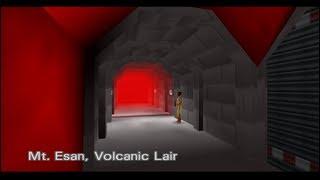 GoldenEye 007 - Volcano Lair