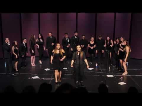 Final Concert 2017 - Love Stoned/I Think She Knows (Justin Timberlake) - Alissa Liebler