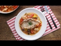 お鍋ひとつで!ごろごろ野菜のポークラタトゥイユ の動画、YouTube動画。