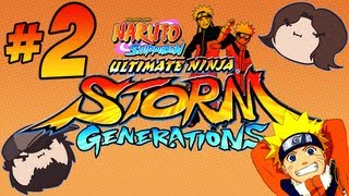 Naruto Shippuden Ultimate Ninja Storm Generations: Chakra - PART 2 - Game Grumps VS