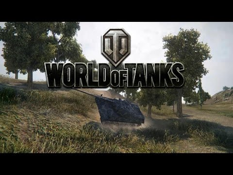 World of Tanks - Fun with Physics!