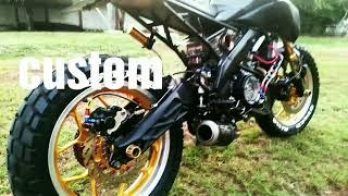 Mslaz 150cc custom