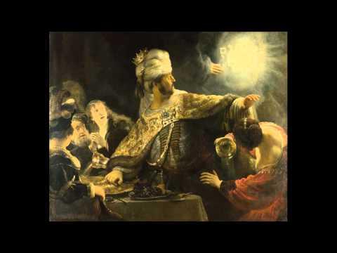 Georg Friedrich Händel - Belshazzar HWV 61