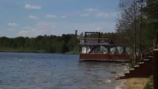видео Отдых летом на Увильдах на базе отдыха Лесная Сказка