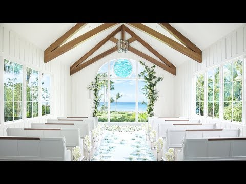 Hawaii Ko Olina Royal Chapel  - OFFICIAL FILM -