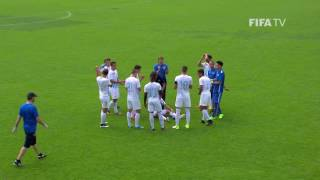 FC Zürich v. Mainz 05, Match Highlights