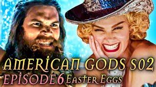 "American Gods Season 2 Episode 6 Breakdown + Easter Eggs ""Donar the Great"""