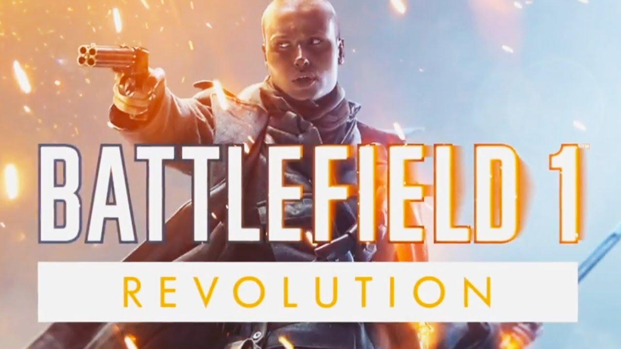 Resultado de imagem para battlefield 1 revolution logo