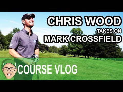 Chris Wood Takes On Mark Crossfield
