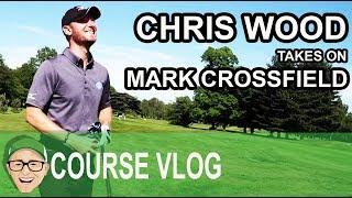 Chris Wood Takes On Mark Crossfield