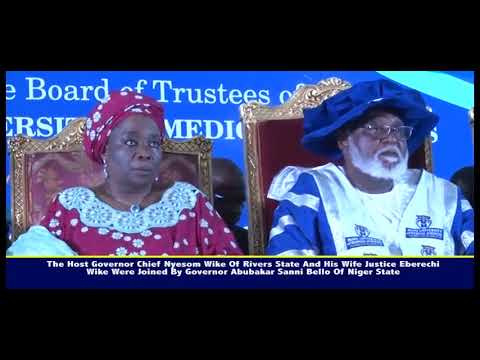 PAMO UNIVERSITY OF MEDICAL SCIENCES PORT HARCOURT RIVERS STATE OPENS