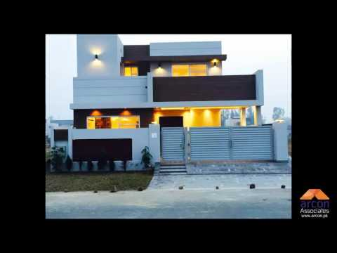 5 marla 10 marla 1 kanal house design plan in lahore
