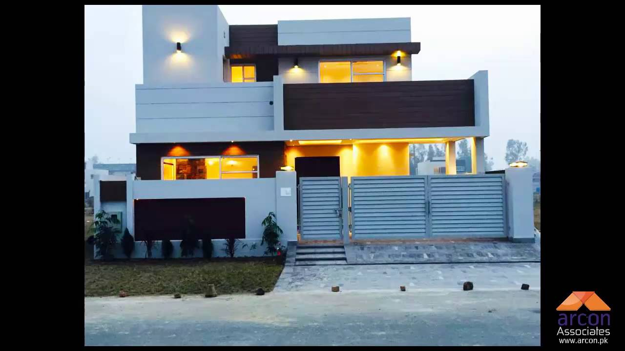 5 Marla 10 Marla 1 Kanal House Design Plan In Lahore Youtube