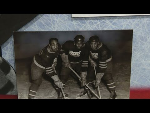Impact Of Black Athletes On The National Hockey League Youtube
