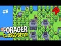 NATURE TAKES OVER! | FORAGER beta gameplay #6 (PC closed beta)