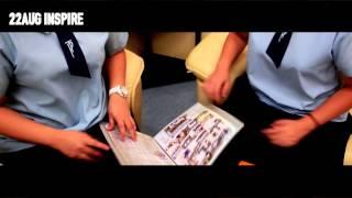 PTCC 2015-2016年度學生會候選內閣INSPIRE