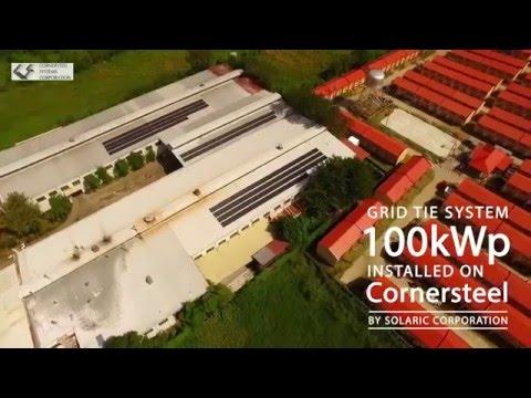 Cornersteel by Solaric Corp