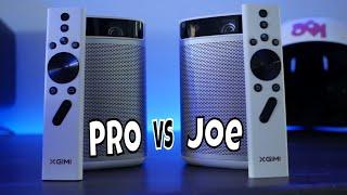 XGIMI MoGo Pro VS MoGo Average Joe