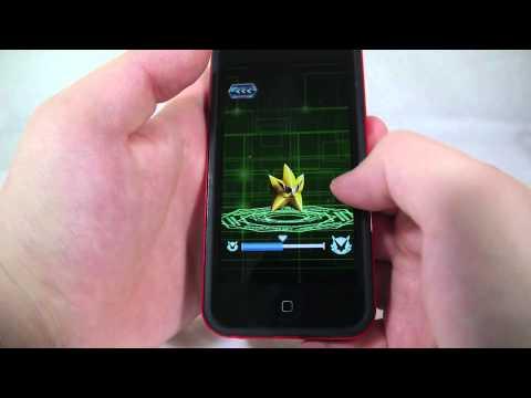 Demo: Digimon Fusion Fighters App