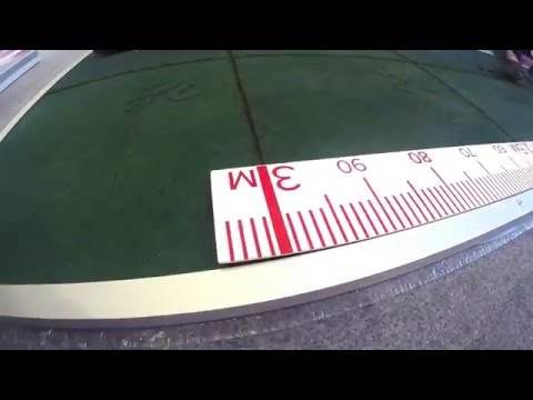 Big jump 3 meters youtube for Kuchenzeile 3 meter