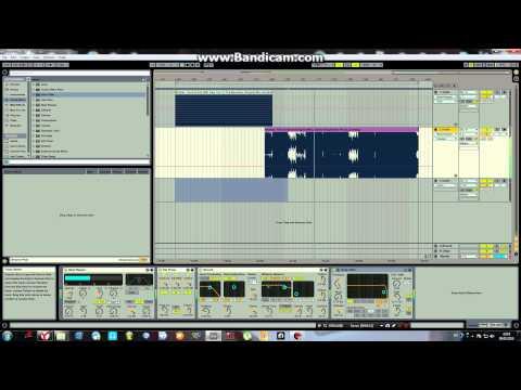 SyrreX - Ableton 9(Trigger Finger) Mix(Skrillex)