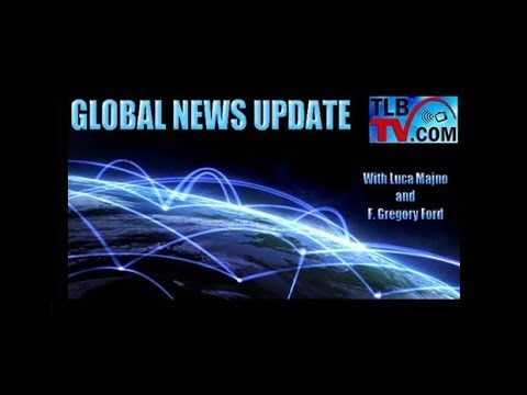 TLBTV: GLOBAL NEWS UPDATE:  Whistleblowers, Bush Crimes & NO MORE WARS